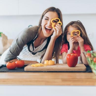 gesonde eetgewoontes